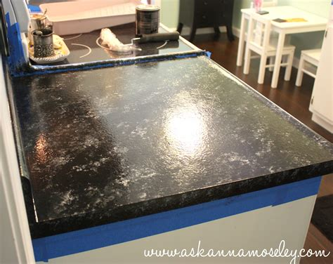 Trend How To Paint Laminate Countertops To Look Like Paint Kitchen Countertop