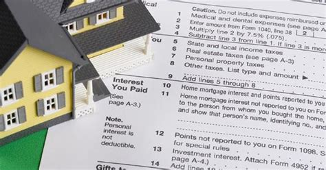 mortgage on house already paid for deduct mortgage interest on second home bankrate com