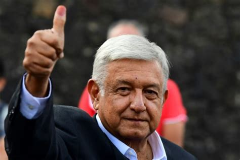 AMLO Wins Mexican Presidential Election Exit Polling California