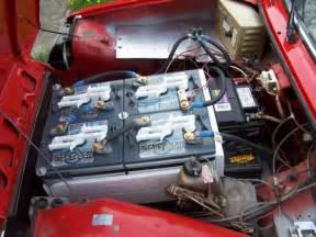 Electric Vehicle Battery Motor How To Build An Electric Car