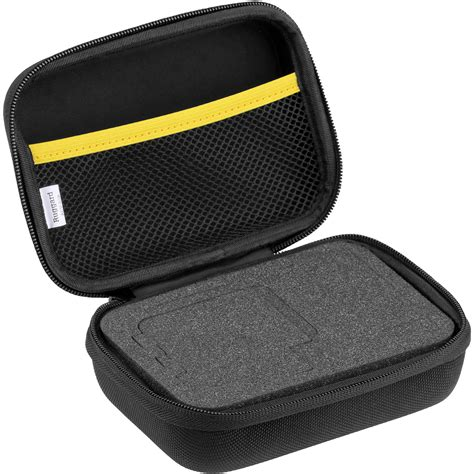 camera case ruggard eva case for gopro cameras small acv g1b b h photo