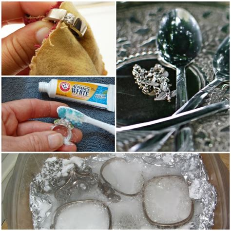 Metall Schmuck Polieren by Silber Reinigen Tipps Und Tricks Mit Wirksamen Hausmitteln