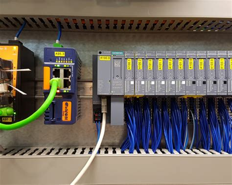 industrial plc control ledinek