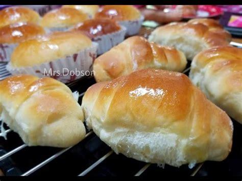youtube membuat roti boy sweet rolls resep roti manis youtube