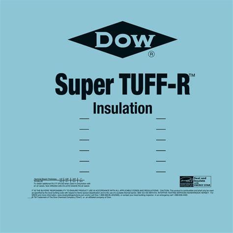 Diy Barns Super Tuff R Insulation 4 X 8 R4 1 Carter Lumber
