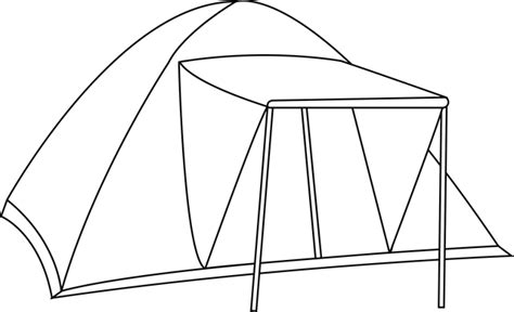 Une Tente Tipirate