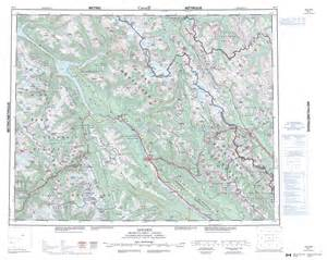 topo map printable topographic map of golden 082n ab