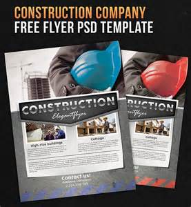 construction flyer templates free 122 free psd flyer templates to make use of offline