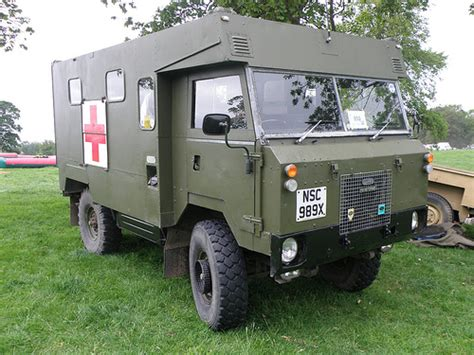 land rover 101 ambulance land rover 101 field ambulance ex land rover