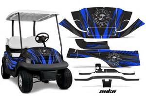 Golf Cart Wrap Template by Club Car Precedent Golf Cart Graphics 2008 2013 Wrap Kits