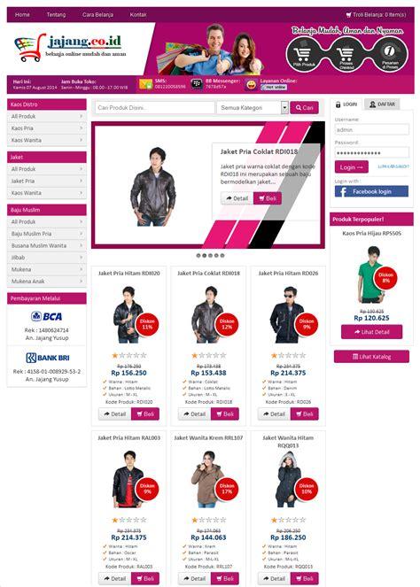 Template Toko Online Dengan Wordpress | template toko online wordpress responsive desain profesional
