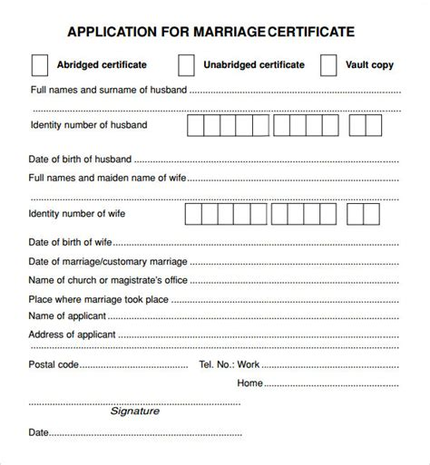 Marriage Contract Template marriage contract template 7 free documents in