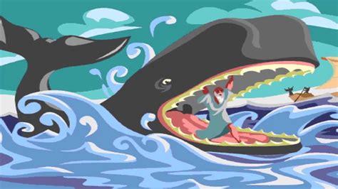 imagenes de la vida de jonas jonas y la ballena m 250 sica cristiana para ni 209 os youtube