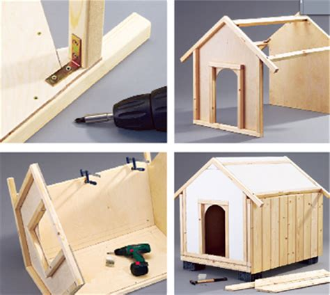 Come Costruire Una Cuccia Per Gatti In Legno by Costruire Una Cuccia Per Cani Termoisolata Con Polistirolo