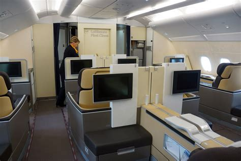 Airbus A380 1st Class Cabin by Quot Whale Jet Quot Of A Time Lufthansa Airbus A380 Business