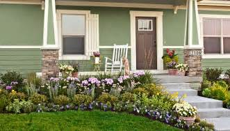 Front Porch Garden Ideas Landscaping Ideas Front Porch Garden