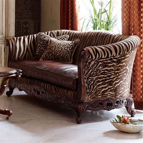 animal print couch animal print sofa smalltowndjs com