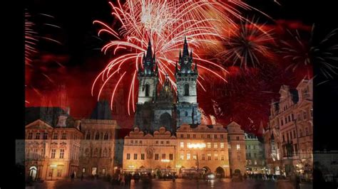 new year v new year s in prague