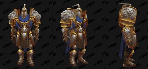 battle  azeroth warfronts alliance plate armor wowhead news
