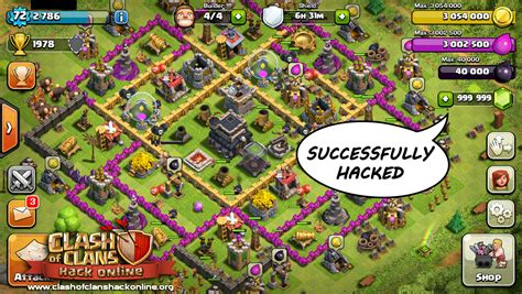 mod game clash of clans 2015 clash of clans hack mod apk noobandhack