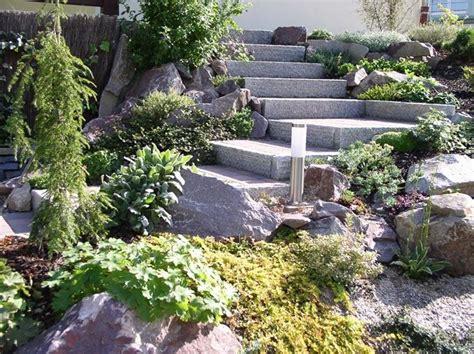 piante giardino roccioso giardino roccioso tipi di giardini realizzare giardini