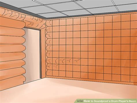 soundproof my apartment ceiling how to soundproof a drum player s room with pictures