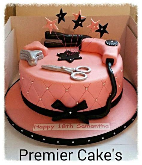 Hairdresser Cake Ideas | hairdresser cake cute cakes pinterest cakes