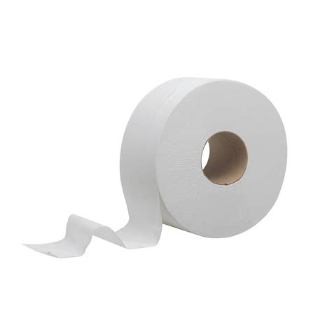 kleenex toilet roll kleenex 174 mini jumbo roll toilet paper 2 ply 625 sheets