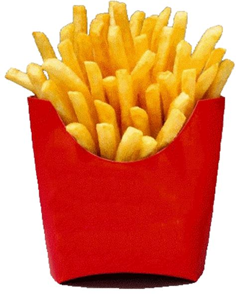 hot chips gif french fries clipart clipart suggest