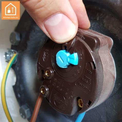 comment r 233 gler la temp 233 rature du ballon d eau chaude