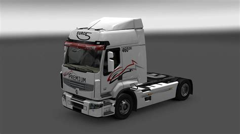 renault trucks premium renault premium v2 4 truck truck simulator 2 mods