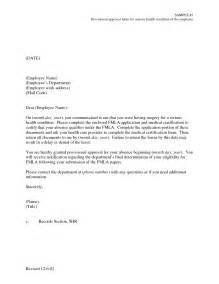 fmla cover letter best photos of employee letter of the month employee of