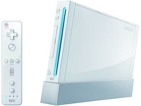 console wii nintendo wii console