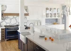 Beautiful Kitchen Faucets silestone countertops