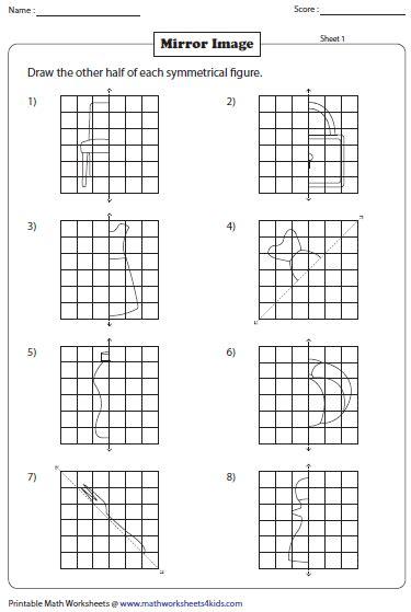 pattern grid kindergarten free worksheets 187 pattern symmetry worksheets free math