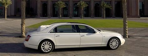 maybach landaulet rental