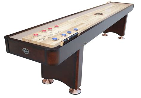 how is a shuffleboard table 14 georgetown espresso shuffleboard shuffleboard