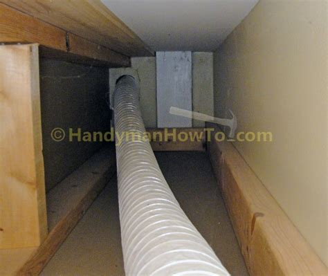 bathroom exhaust fan duct how to replace a bathroom exhaust fan and ductwork old