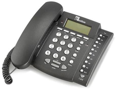 telefoni per ufficio t6550 emotion telefono bca analogico centralini
