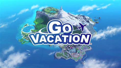 go vacation official trailer gamespot