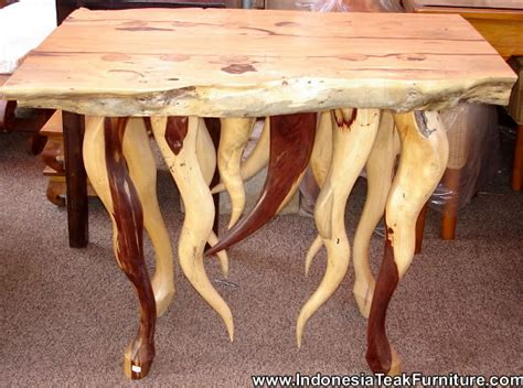Tisch Aus Dielen by Table Furniture From Bali Indonesia Tree Root