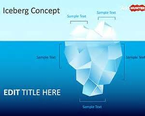 How To Create Your Own Powerpoint Template 2010 by Free Iceberg Powerpoint Template