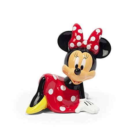 Disney Minnie Coin Bank fab starpoint disney minnie mouse ceramic coin bank for