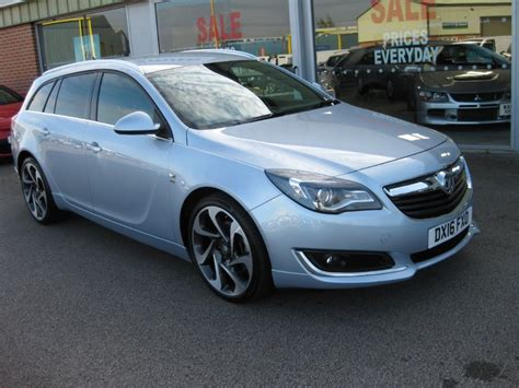 vauxhall silver used flip chip silver vauxhall insignia for sale