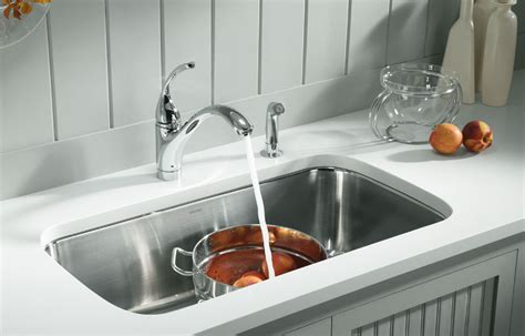 amazing kitchen faucet placement with white countertop bathroom design awesome modern kohler stainless steel