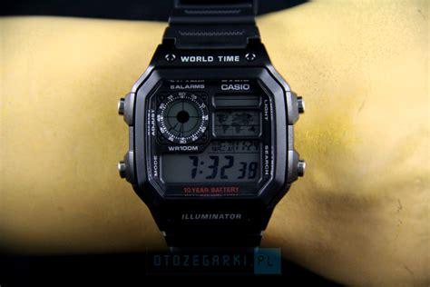 Casio Ae 1200wh 1avdf zegarek casio ae 1200wh 1avef casio sport ae 1200wh 1avef