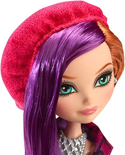 After High O Hair Style Doll by After High Through The Woods Poppy O Hair Doll In The