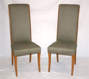 Narrow Dining Chairs Narrow High Backed Dining Chair Chair Pads Cushions