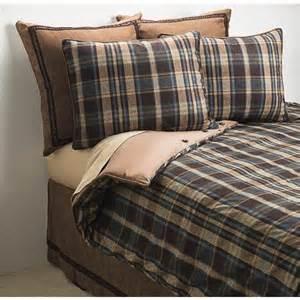 woolrich hadley plaid bed set twin 6 piece