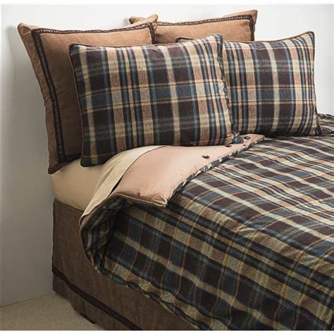 woolrich coverlet woolrich hadley plaid bed set twin 6 piece